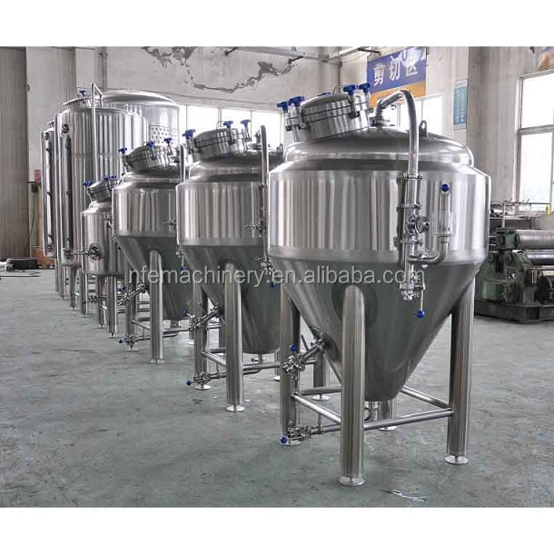 3 bbl stainless steel conical beer fermenter/brewery equipment/brewery tank