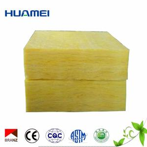100mm glass wool thickness for acoustic insulation