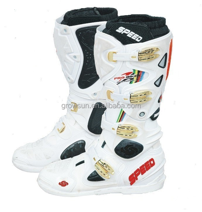 Motorcycle Spare Parts and accessory of Motocross Long boots