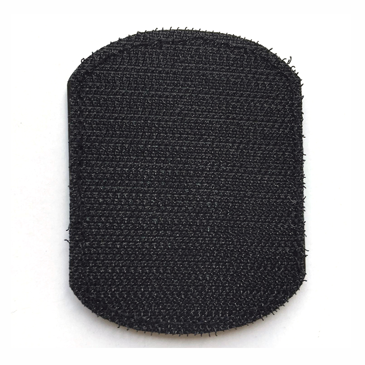 No Minimum Clothes 3D Tactical Morale Soft Silicon Rubber Logo Patches Custom PVC Patch