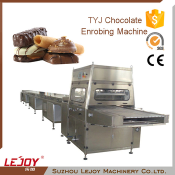 Cake Enrobing/Coating Machine TYJ 1500