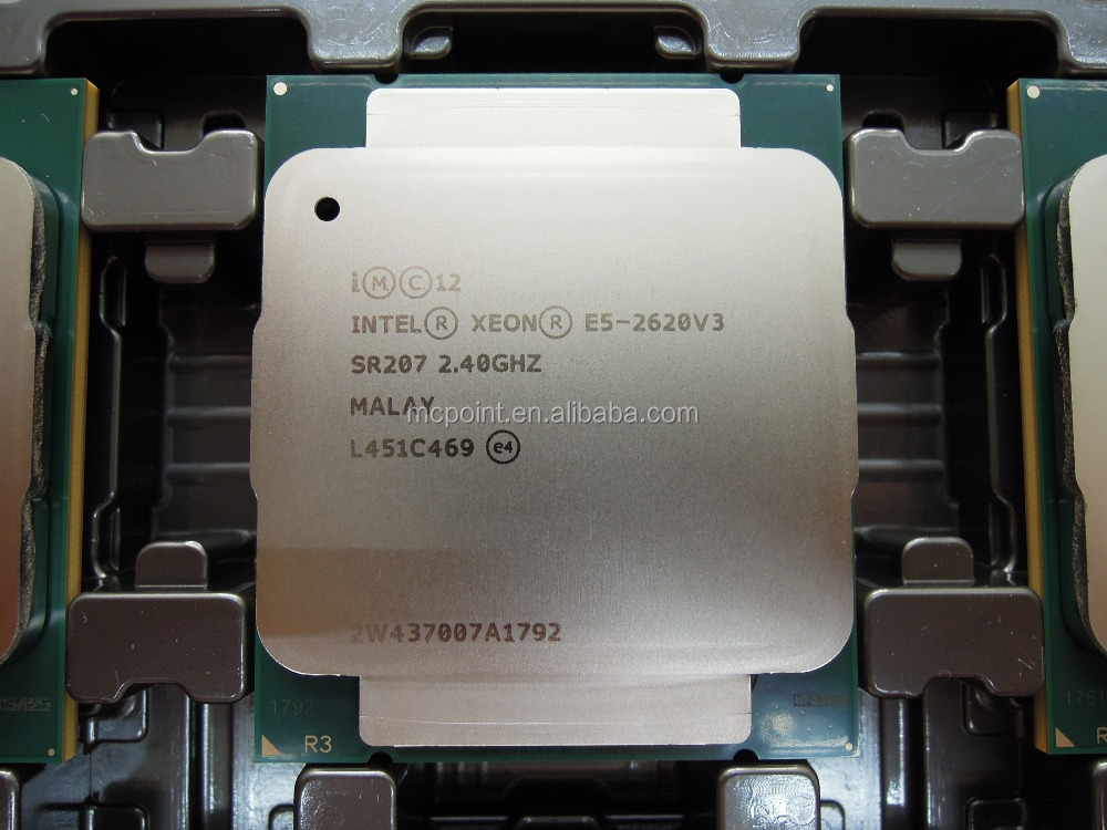 Intel Xeon E5-2620V3 SR207 Server CPU Wholesale