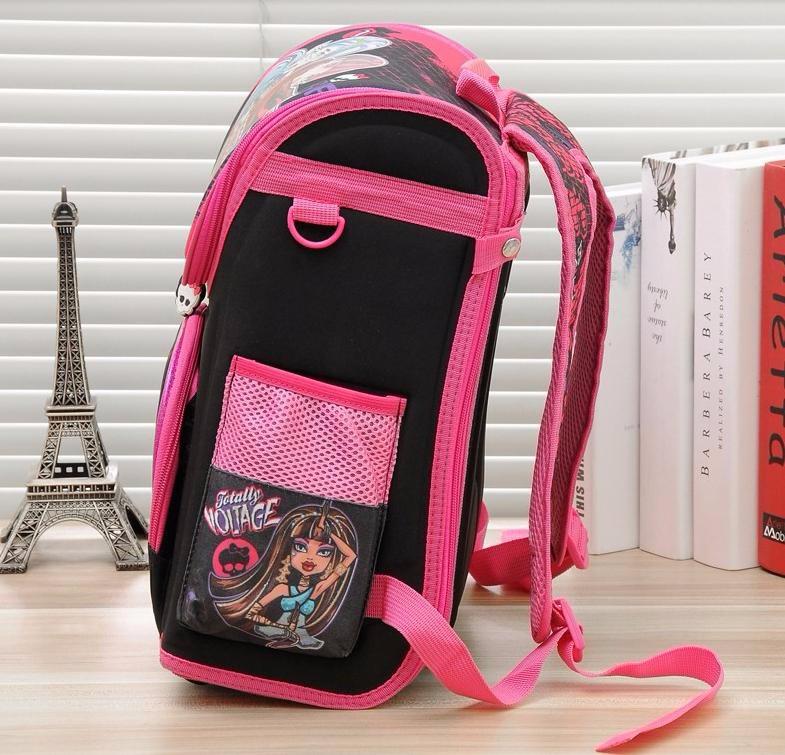 7240f504688c New Winx School Bag Orthopedic Girls Princess Children School Bags Sofia  The First Monster High School Backpack Mochila Infantil Kids Backpacks  School ...