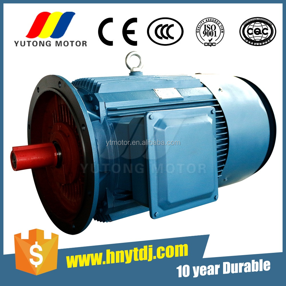 Y3 Series Three Phase AC Electric Induction Motor 3hp