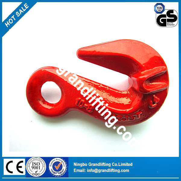 High Quality G80 Eye Shortening Grab Hook With Wings