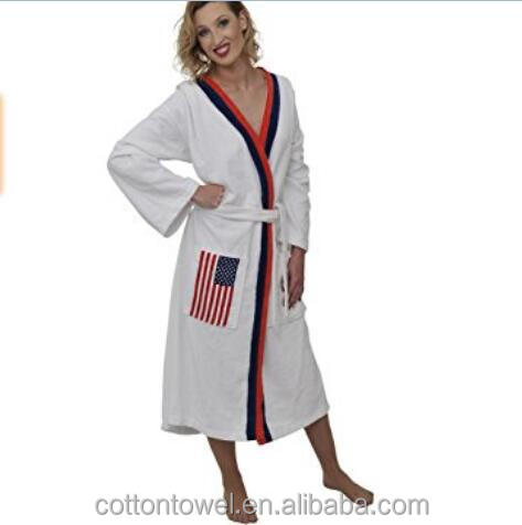 Luxury warm Bath Robe 100% <strong>cotton</strong>