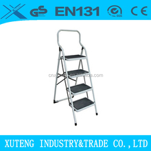 Iron / steel household ladder decorative metal ladder