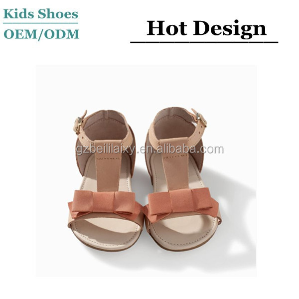 2015 the manufacturer new supply nude beach sandal kids roman sandals china wholesale kids shoes little girls sandals