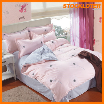Indian 3d Bedding Sets 100% Cotton Indonesia Bedding Set Stock ...