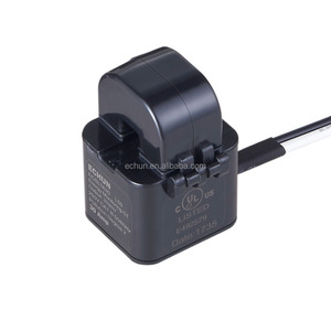 UL Listed UL 2808 (XOBA) split core current transformer easy mount