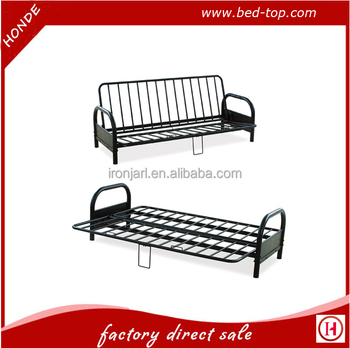 High Quality Sofa Cum Bed Heavy Duty Folding Bed Frame Factory