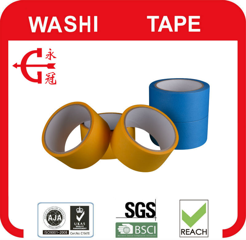 ROSH/UL/CE/IS09001 Popular Washi Paper Tape - Paper Craft Product