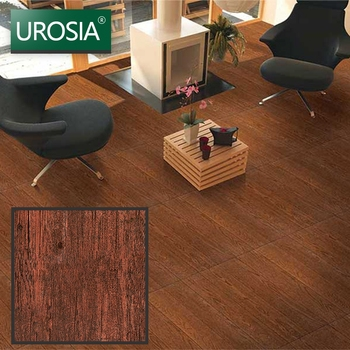new cheap importer 600*600 rough surface brown wooden ceramic tile price polished porcelain ceramic wooden floor tile