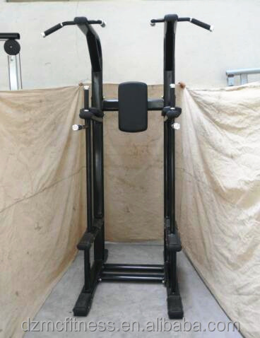 Challenge the limit to use vertical knee raise exercise fitness machine / Bodybuilding fitness equipment for seniors