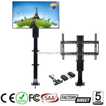 Shc330 D1000 108 électrique Hauteur Réglable Meuble Tv Télécommande