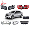 auto lamp ( head light , fog lamp , tail lamp ) for dacia logan 260105344r, 260601236r, dacia parts
