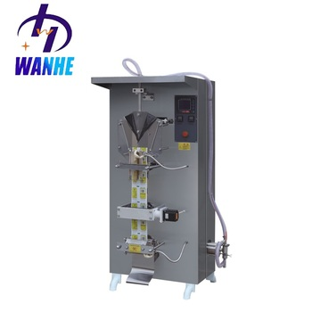SJ-ZF1000 Automatic Juice Liquid Packing Machine for PE LaMINATED FILM