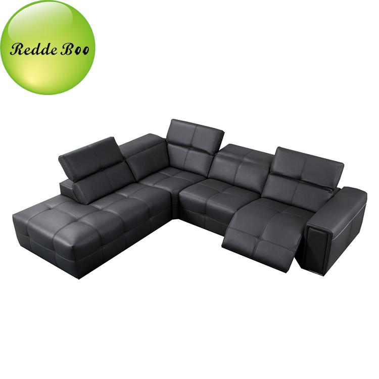 оптовая продажа итальянская мебель современный секционный L форма