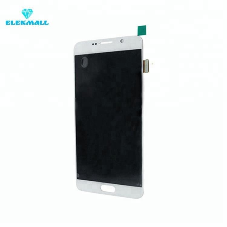 Shenzhen Supply ORIGINAL Display for SAMSUNG note 5 digitizer Lcd фото