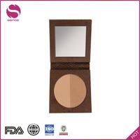 Senos China Manufacturer Supply 2 Color Makeup Blush Bronzer
