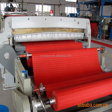 PVC Calendering Floor Mat Making Machine/Double Screw Sheet Production Line