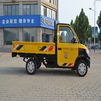 2019 new version CE certificate mini cargo electric pickup truck made in China