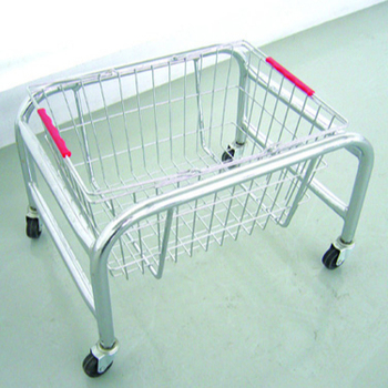 Metal Basket Holder