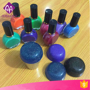 New arrival 4 colors beauty sky star nail art stamper with 3.8cm head