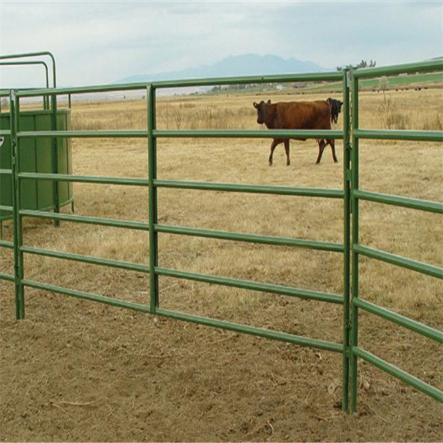 Best selling gegalvaniseerd farm metalen yard gates/vee panel/paard panel