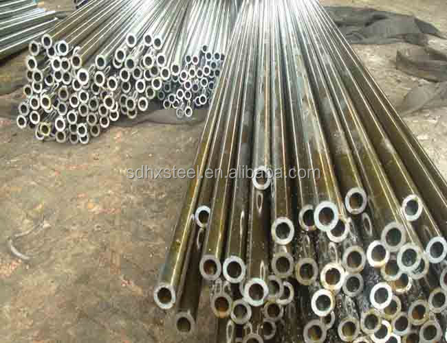 SAE1518(Q345B) precision seamless steel pipe seamless pipe usded as nitrogen drill pipe