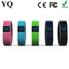 Heart rate monitor wristband bluetooth smart bracelet blood oxygen smart band activity fitness tracker hot new products for 2016