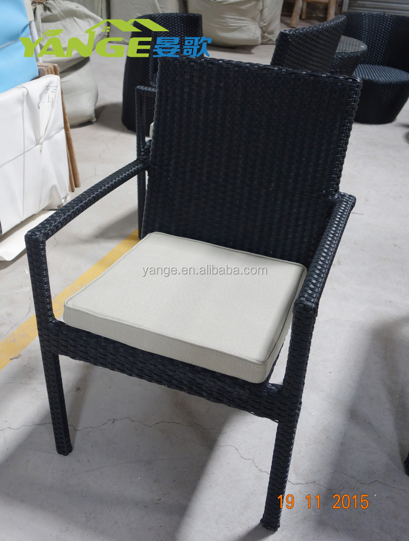 Rattanmöbel Café Tisch Stuhl Set - Buy Product on Alibaba.com