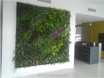 Parete Verde Ufficio : Artificiale verde pareti parete verticale in ufficio reception buy