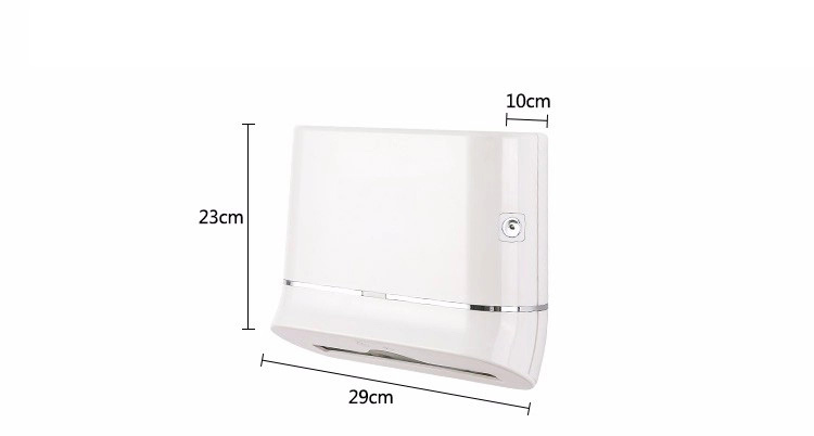 Free sample 2019 Cheap Price New Arrival Custom Wall mount Abs plastic Toilet tissue Paper towel holder