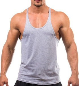 fitness bodybuilding clothing men's tank top and men tank tops singlet