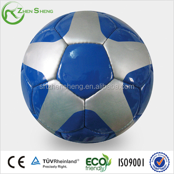 Shanghai zhensheng cheap football,soccerball