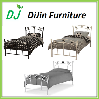 m tal gar ons lit b b enfants buy product on. Black Bedroom Furniture Sets. Home Design Ideas