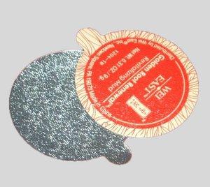 pp/ps cup heat seal foil lids