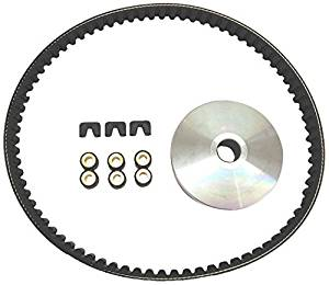 ALBA remote jog / ZR / ZII / C, etc. (YAMAHA) CVT repair pulley belt KIT Y03-002-203-7G