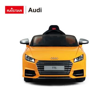 Rastar Audi Tt Radio Control Toy Ride On Car Battery