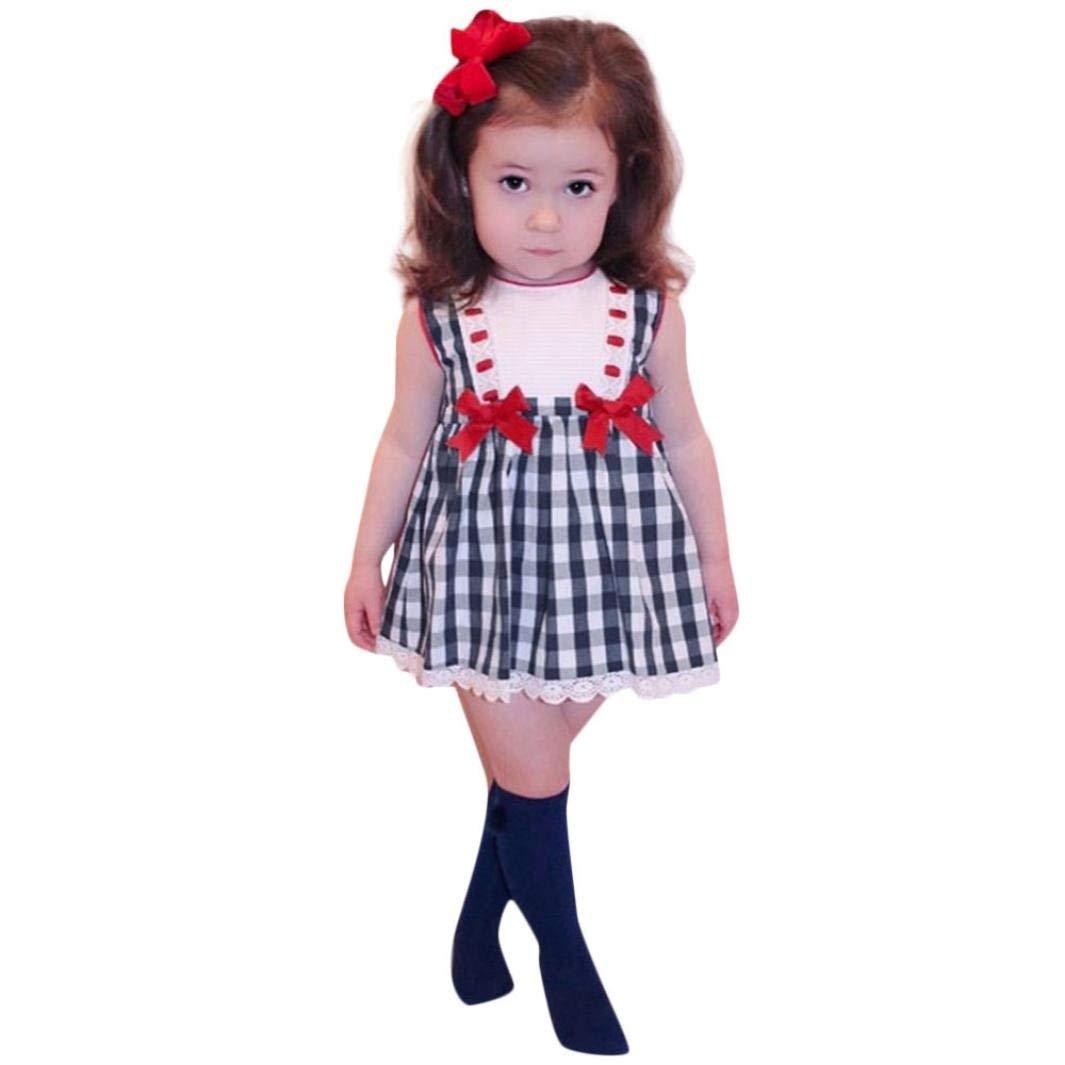 b7533a9b91 Get Quotations · TiTCool Baby Toddler Girls Cute Dress