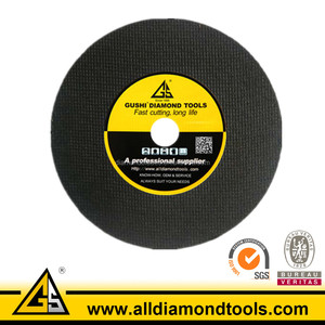 Resin Fiberglass Abrasive Cutting Grinding Wheel En12413