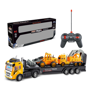 Remote Control Truck With Trailer Wholesale, Truck With