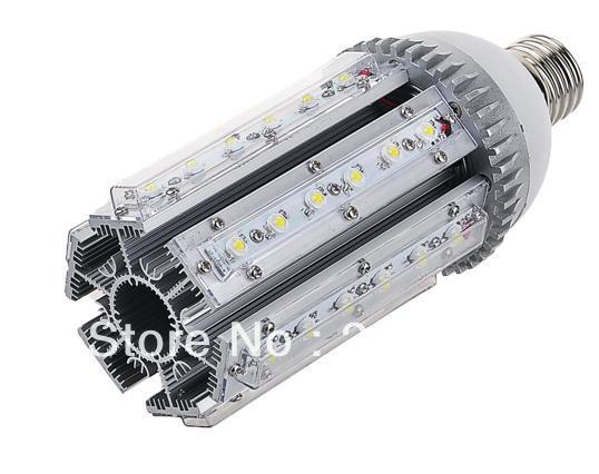 Wholesale E40 LED Street Lamp lamp bulbs 36W high power Epistar 130lm/w white /warm white/DHL Free shipping