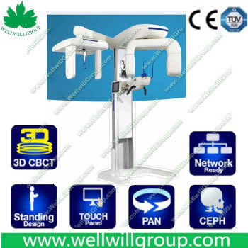 3d Cbct Digital Panoramic X-ray Machine Dental Ct Imaging System ...