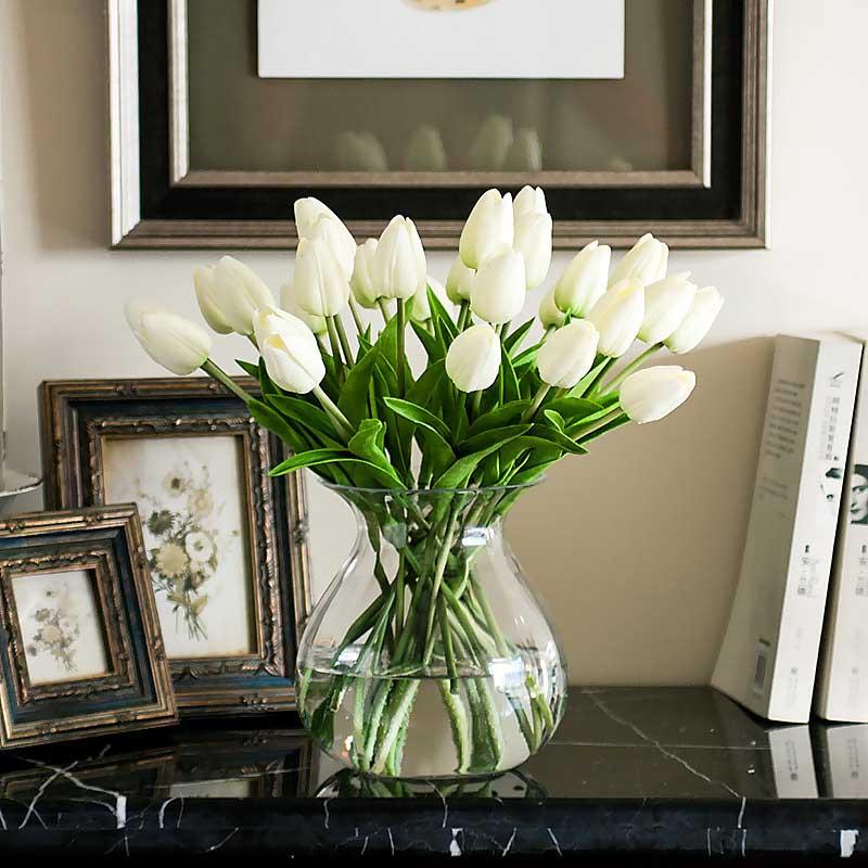 grandes ollas y jarrones para la decoracin casera