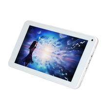 OEM A Buon Mercato 7 pollice <span class=keywords><strong>Tablet</strong></span>, Robusto <span class=keywords><strong>Allwinner</strong></span> A33 Quad-Core <span class=keywords><strong>Android</strong></span> <span class=keywords><strong>Tablet</strong></span> Pc
