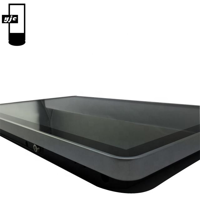 22 polegadas android windows media player publicidade lcd touchscreen monitor