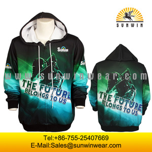 Garments Buyer In USA Likes Custom jacket Sublimation Hoodies For Men