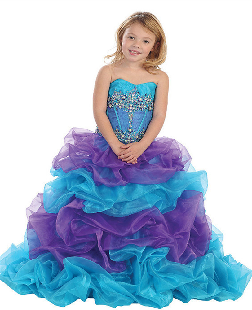 Cheap Purple And Blue Dresses For Girls Find Purple And Blue